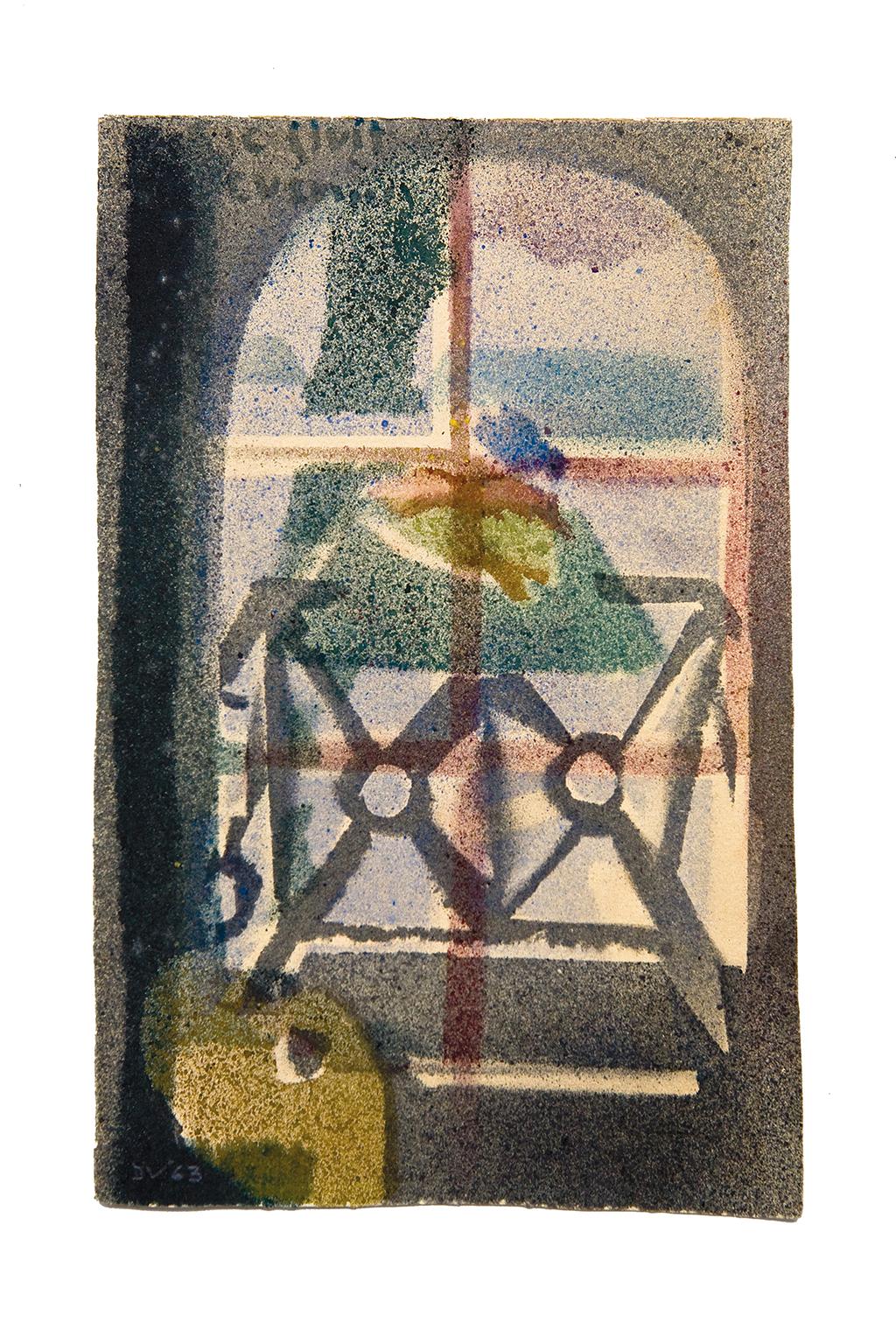Balkonvogeltje (1963)