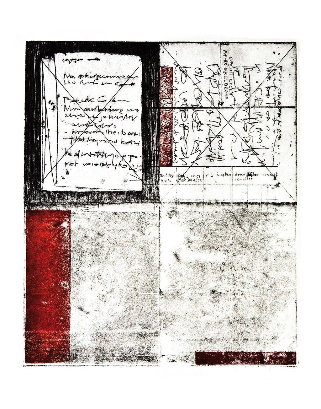 De verwording van een kunstenaar (1980)
