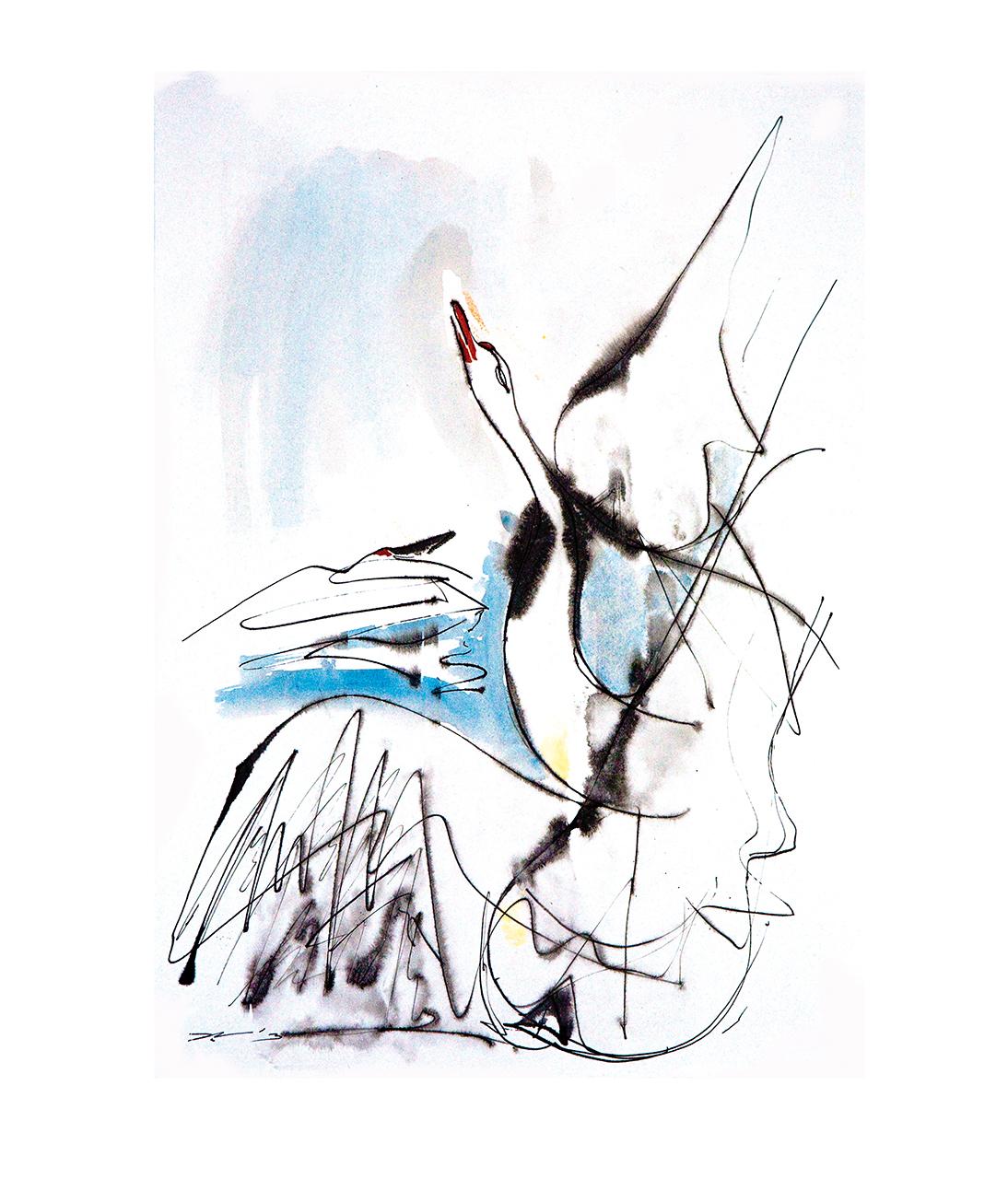 Zwanenpaar (2003)